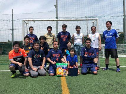 7月12日(日)TOYO WORKS CUP初級者&O-35大会