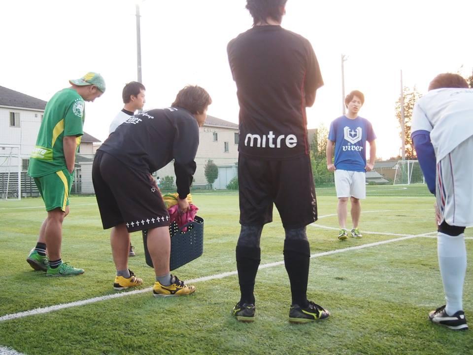 4/21(土)超ビギナー個サル開催!!