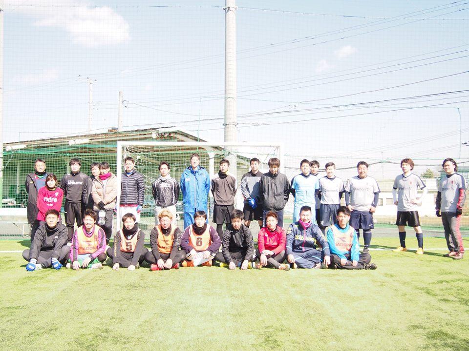 2/18(日)初級者&O35大会!