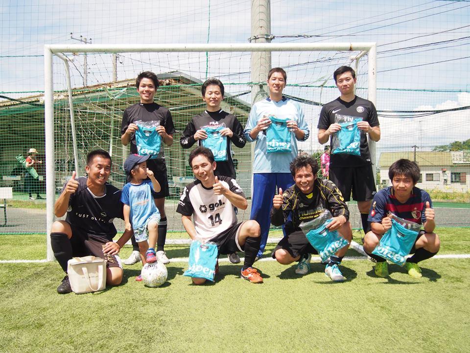 7/8(日)viverCUP初級者&O35大会開催!!
