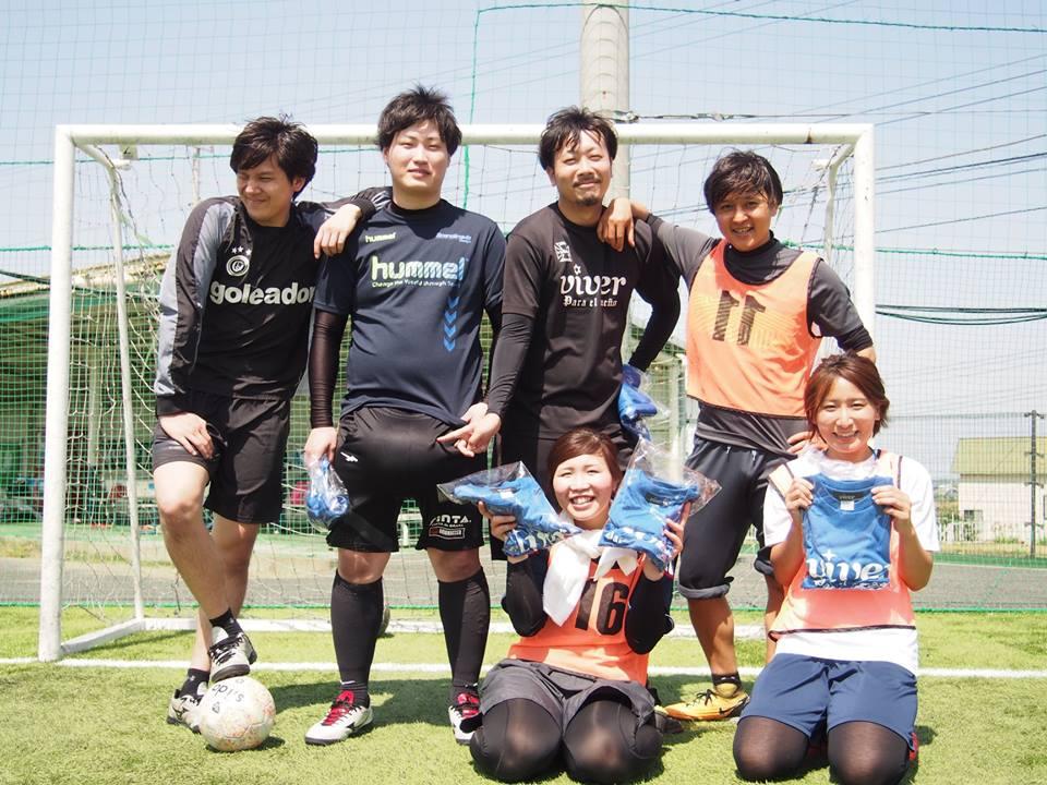 4/29(日)MIXCUP開催!