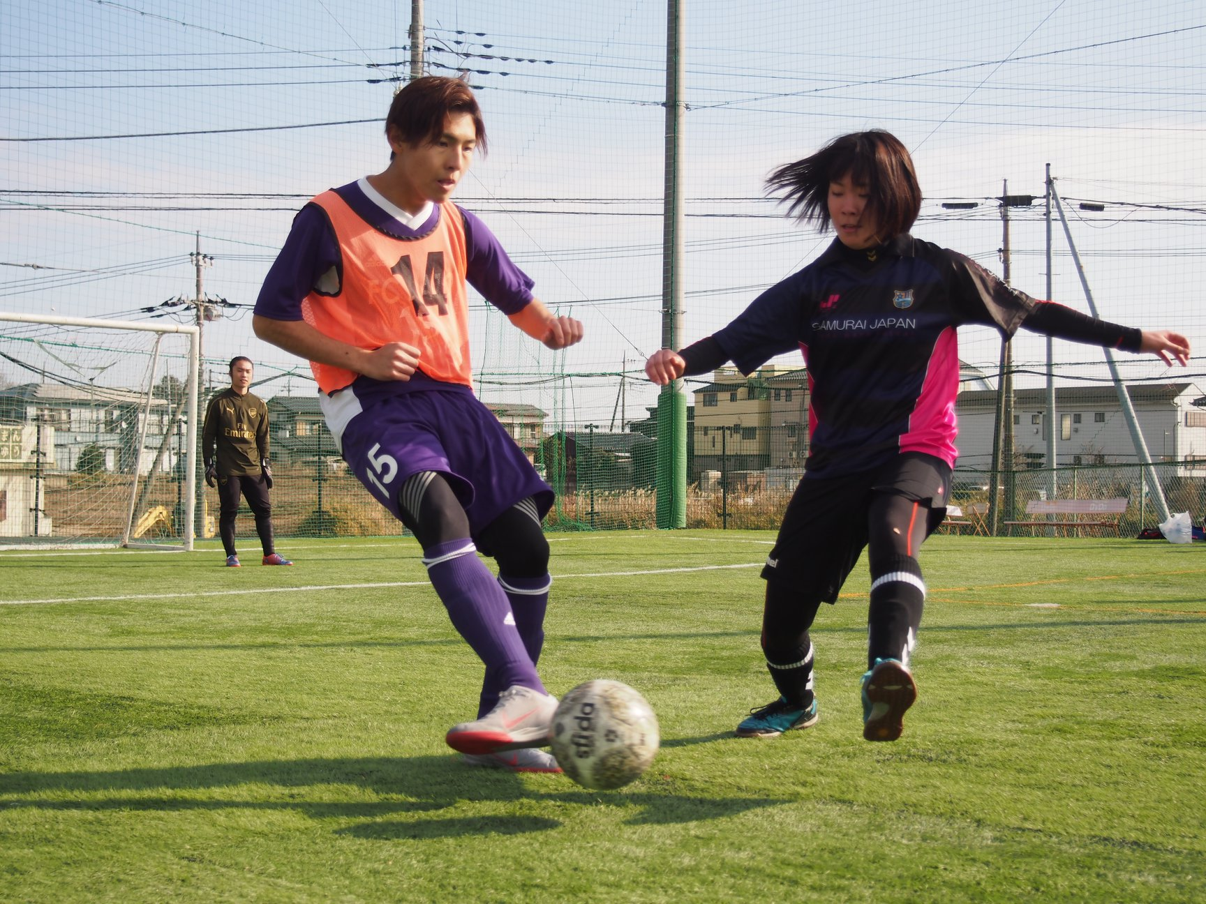 1月13日(日)TOYO WORKS CUP 初級者&O-35大会開催!