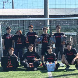 10/18(日)TOYO WORKS CUP ソサイチ大会&エンジョイ大会