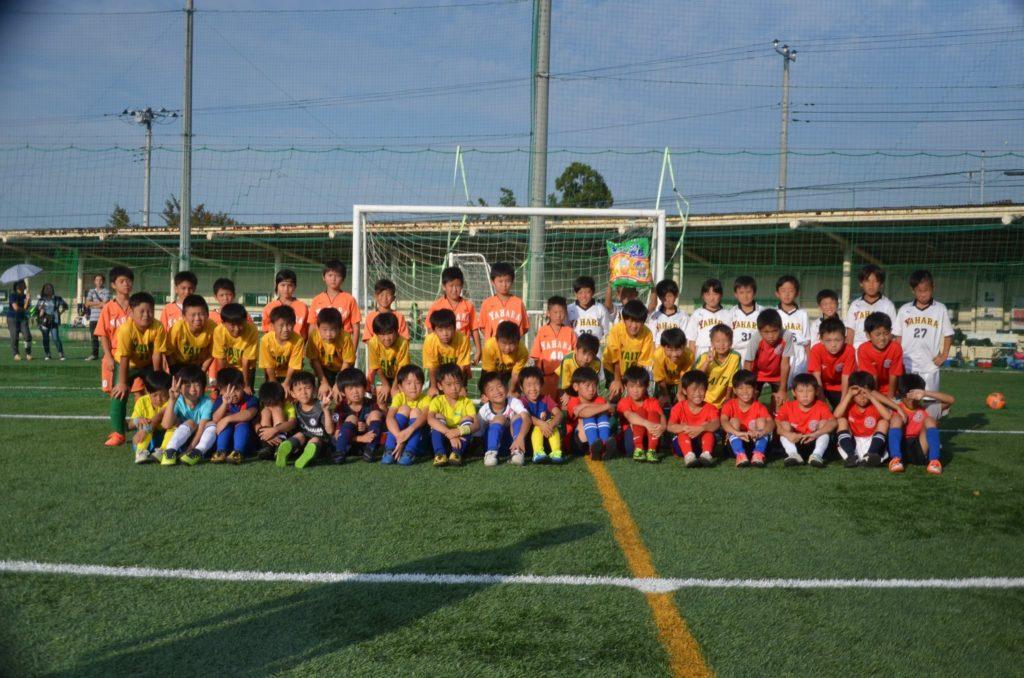 10/9(祝月)ROSAカップU-9サッカー大会開催!