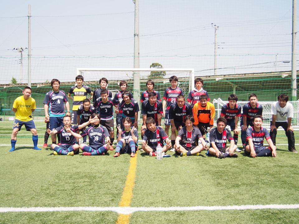 4/22(日)viver×初級者&O35大会開催!