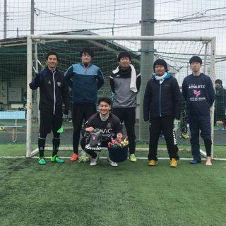 1/26(日)TOYO WORKS CUP 初級者&O-35大会