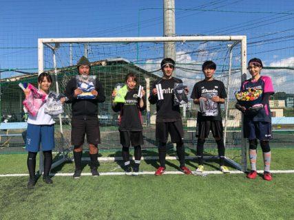11/4(月祝)TOYO WORKS CUP MIX大会開催