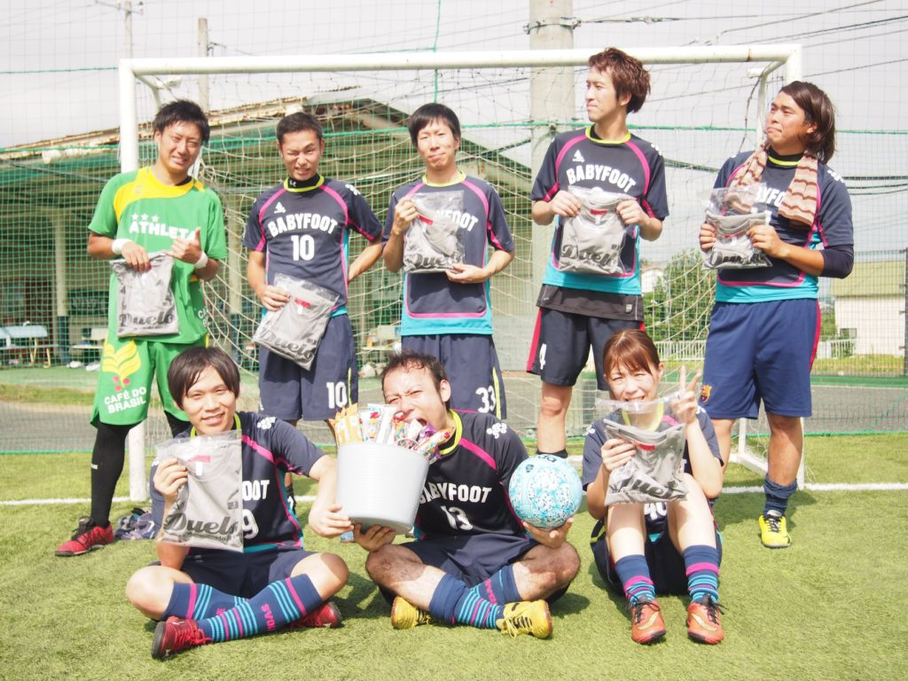 9月16日(日) DUELO×初級者&O-35大会開催!