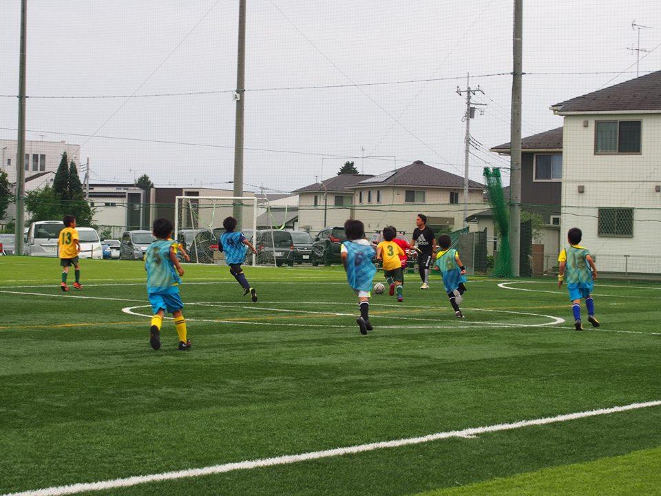 ROSAカップU-9サッカー大会開催!